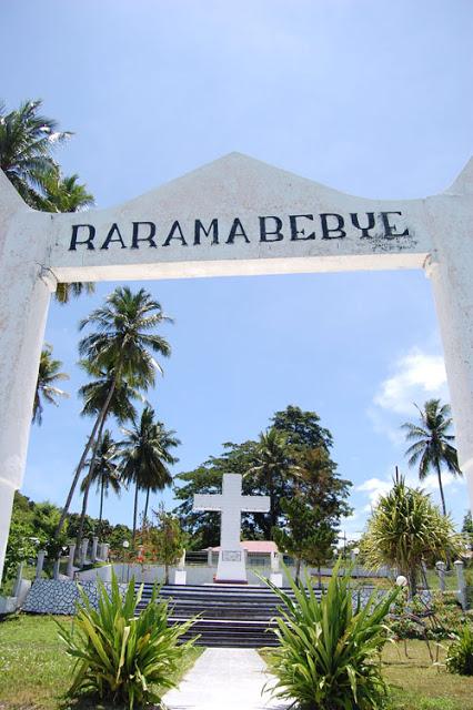 Stories Manokwari Kota Penuh Pesona Pulau Mansinam Seluas 410 97