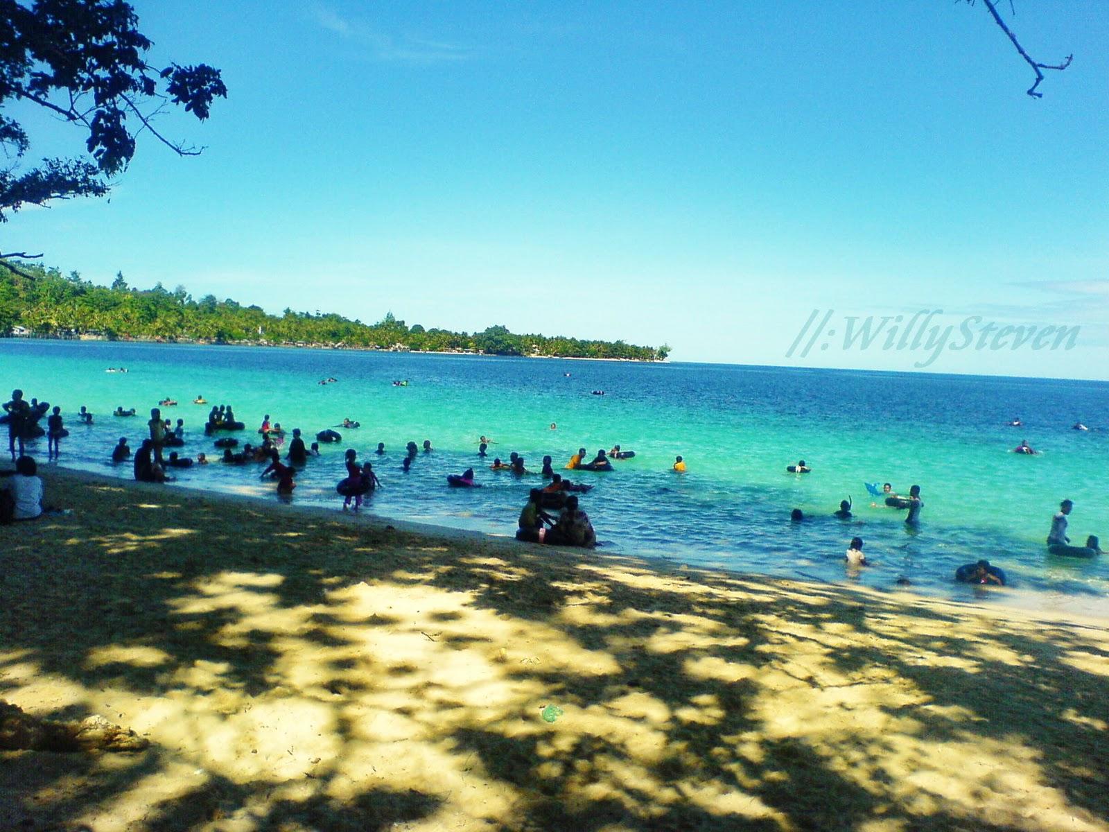 Travellermeds Mansinam Pulau Injil Papua Pantai Pasir Putih Manokwari Kab