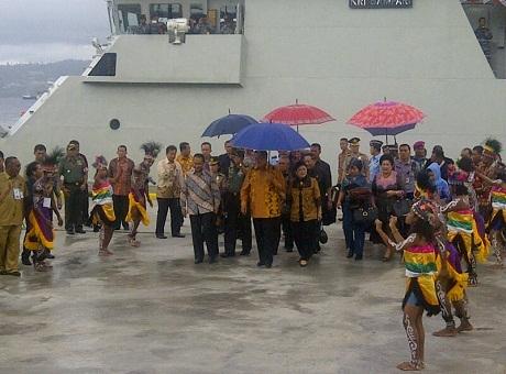 Velix Wanggai Blog 08 01 2014 09 Papua Revitalisasi Pulau