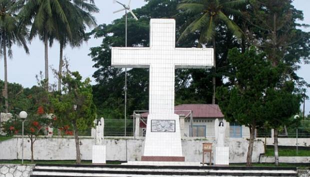 Wisata Religi Dikembangkan Palau Mansinam Manokwari Travel Gereja Pengharapan Pulau