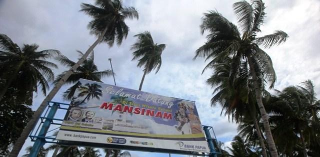Wisata Religi Pulau Mansinam Manokwari Jalanjalan Kab