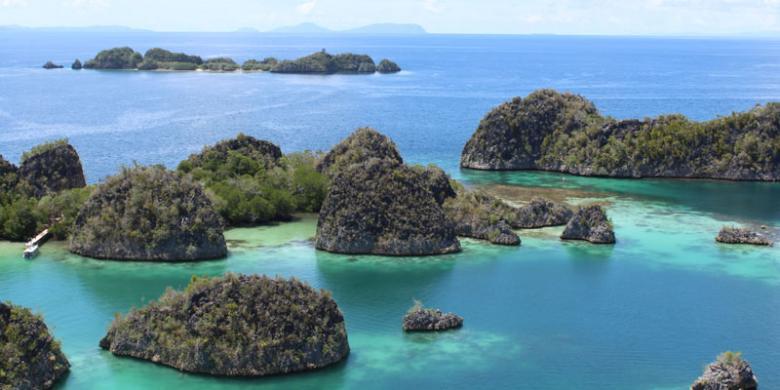 Aneka Pilihan Tempat Wisata Pasca Pilkada Papua Barat Kompas Pianemo