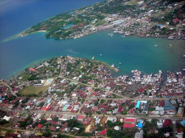 Betonisasi Manokwari Learning Working Kota Sepanjang Teluk Doreri Taman Wisata
