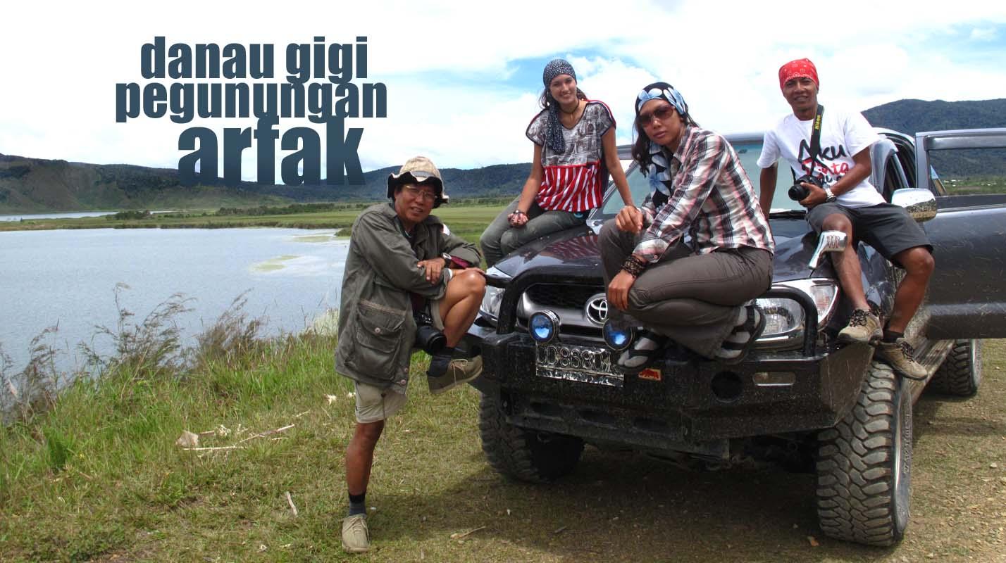 Inilah Tempat Wisata Populer Manokwari Wajib Panorama Alam Indah Pegunungan
