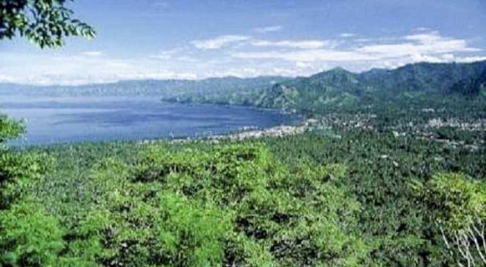 Keindahan Taman Wisata Alam Gunung Meja Manokwari Metro Merauke Kab