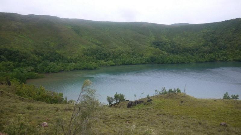 Pesona Wisata Manokwari Gunung Botak Jpg Taman Alam Meja Kab