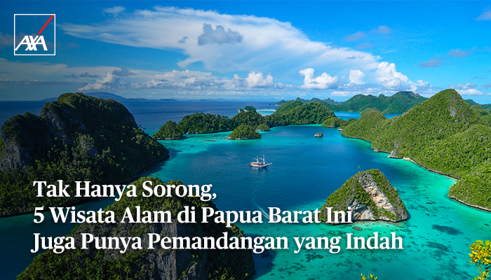 Tak Sorong 5 Wisata Alam Papua Barat Punya Pemandangan Indah