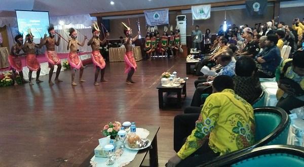 Unipa Jadi Tuan Rumah Pelatihan Kepemimpinan Sylva Indonesia Taman Wisata