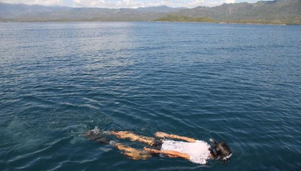 Keindahan Bawah Laut Minahasa Tenggara Rusak Akibat Bom Ikan Wisatawan