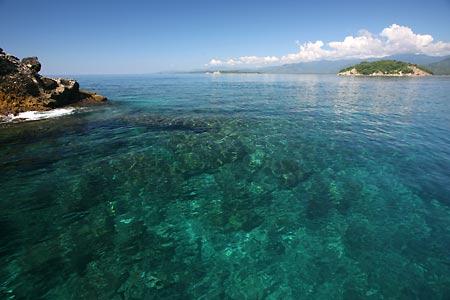 Keindahan Wisata Pantai Lakban Minahasa Pariwisata Indonesia Kecamatan Ratatotok Tenggara