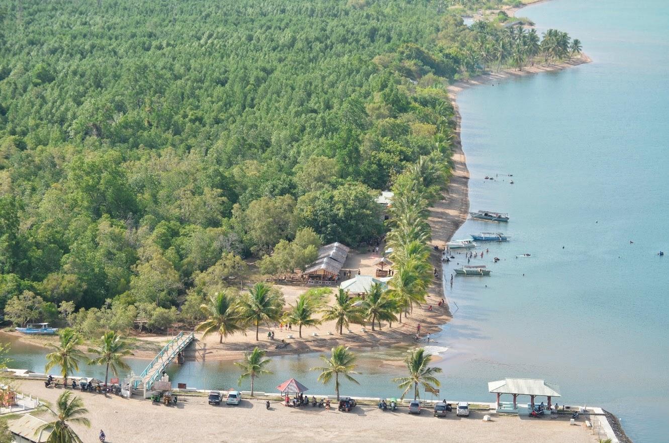 Minahasa Tenggara Menyimpan Panorama Unik Indah Patut Foto Alam Pantai
