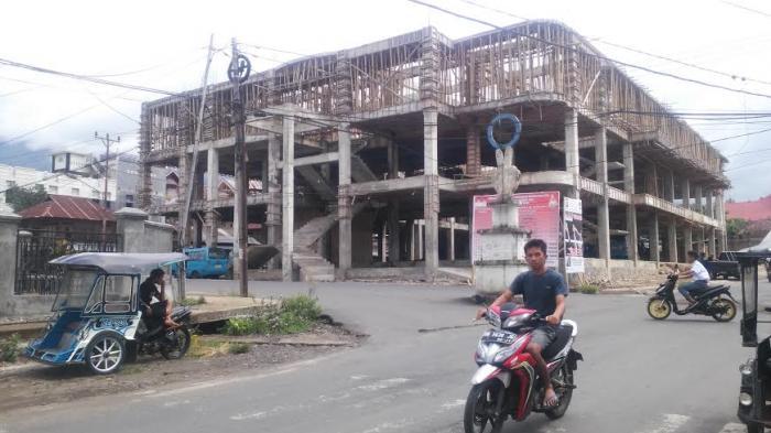Mitra Kabupaten Minahasa Tenggara Sulawesi Utara Skyscrapercity Empat Pasar Dibangun