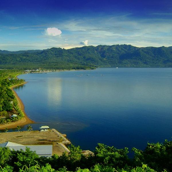 Pantai Lakban Mengagumkan Sulawesi Utara Menikmati Bisa Dilakukan Duduk Santai