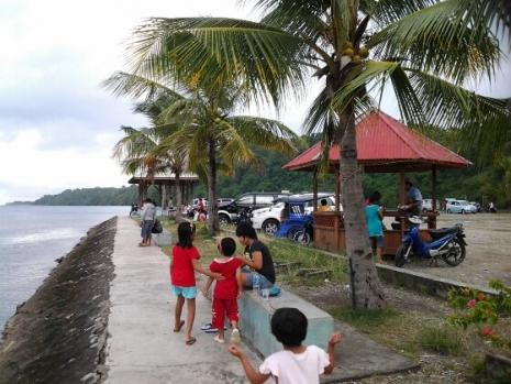 Pesona Pantai Lakban Memikat Suara Manado Raih Pengunjung Hari Libur