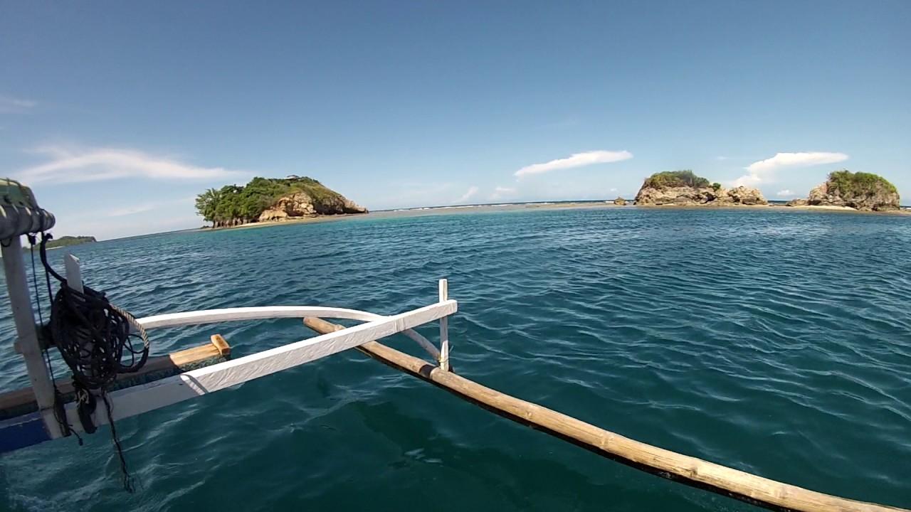 Pulau Dakokayu Pantai Lakban Ratatotok Minahasa Tenggara Youtube Kab