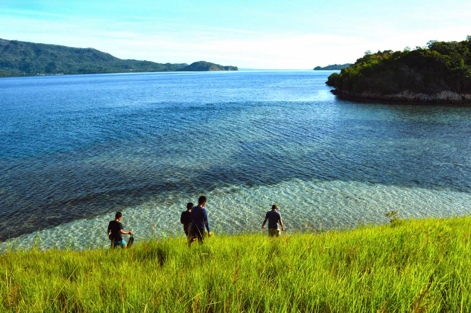 Qobul Januari 2015 Pulau Naga Dakokayu Pantai Ratatotok Kab Minahasa