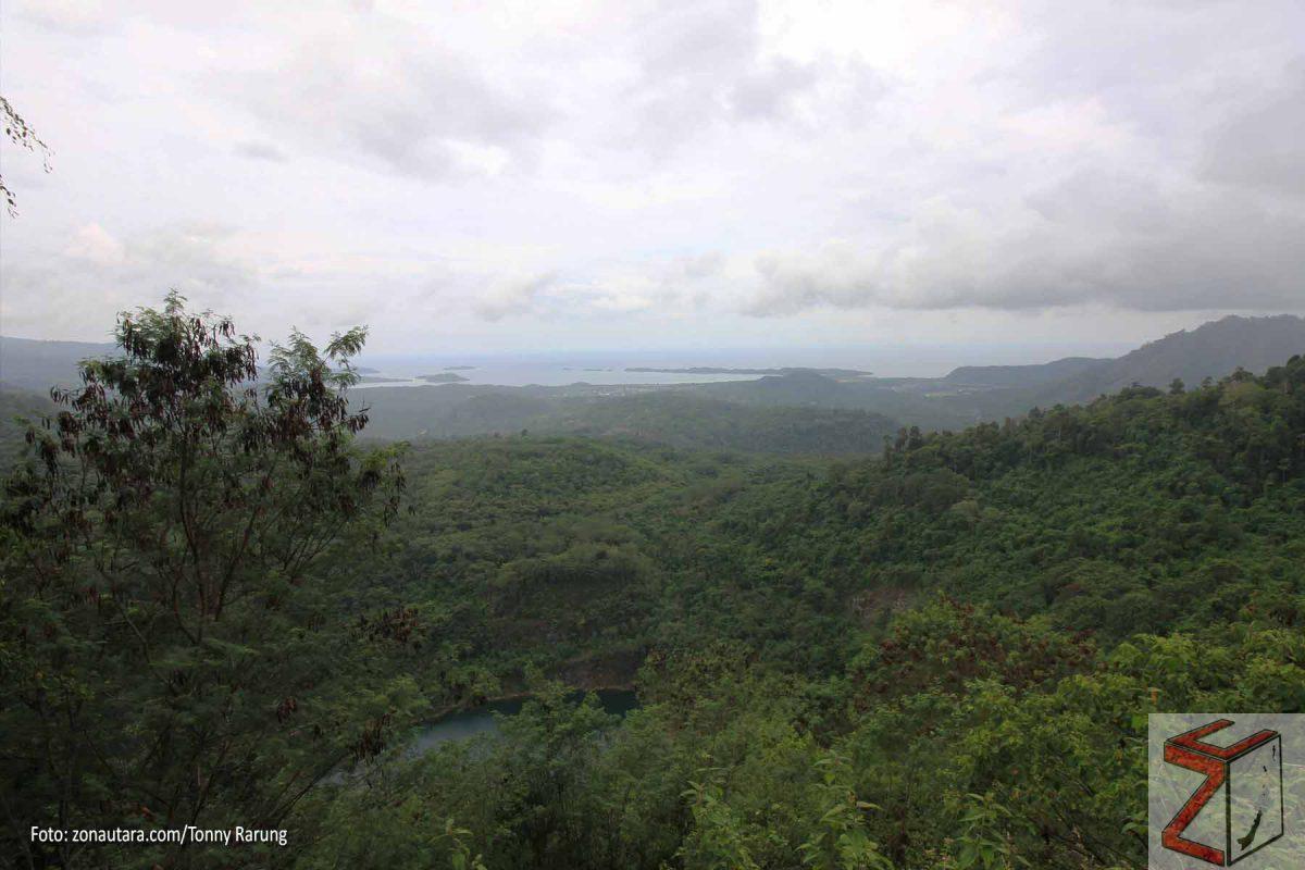 Ratatotok Keindahan Ujung Minahasa Tenggara Zona Utara Pantai Kab