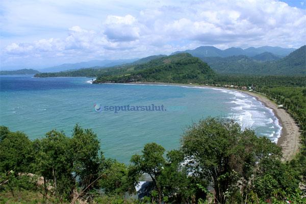 Ratatotok Surga Wisata Mengagumkan Minahasa Tenggara Pemandangan Pantai Teluk Buyat