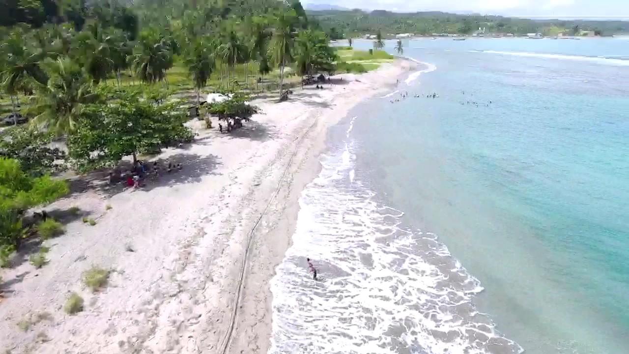 Wisata Pantai Lumintang Minahasa Tenggara Youtube Ratatotok Kab