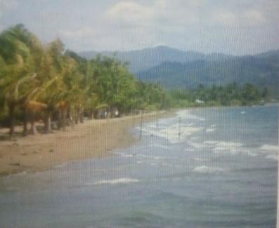 Wisataku Pantai Lakban Lapangan Folly Ball Sepak Bola Pondok Tempat