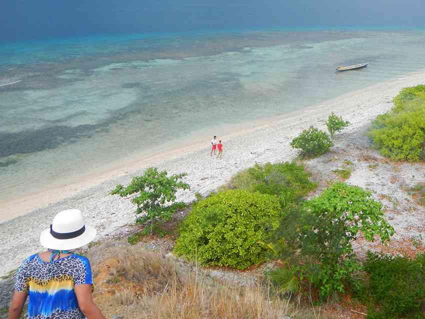 Bunaken Bukan Taman Bawah Laut Cantik Pulau Tumbak Kab Minahasa