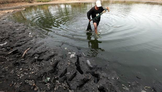 Cuaca Buruk Kawasan Taman Laut Tumbak Ditutup Bisnis Nelayan Mencari