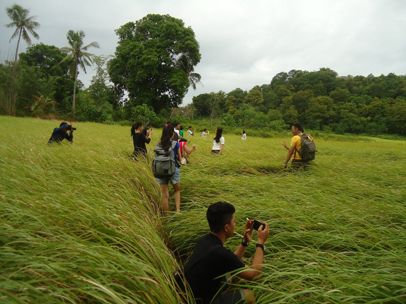 Desa Wisata Bahari Tumbak Posumaen Minahasa Tenggara Sulawesi Utara Wisatawan