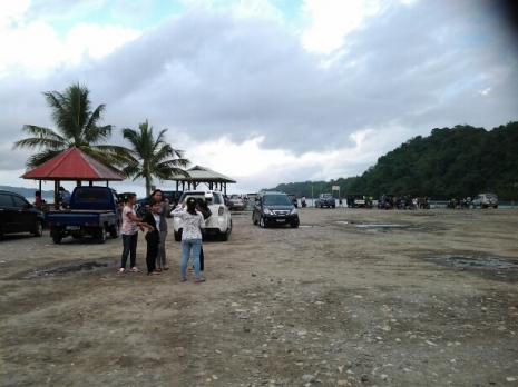 Minahasa Tenggara Potensi Pariwisata Suara Manado Pantai Lakban Ratatotok Taman