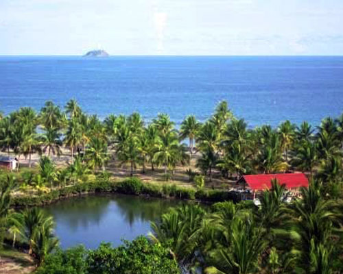 Pantai Bentenan Minahasa Tenggara Pasir Putih Gallery Taman Laut Tumbak