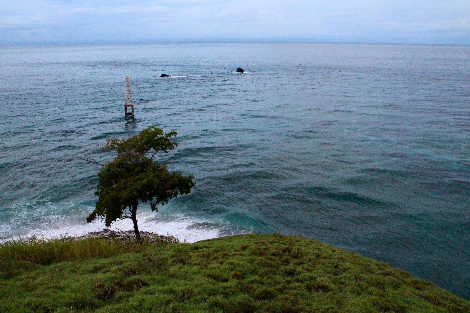 Pulau Baling Kecil Indah Sulawesi Utara Taman Laut Tumbak Kab