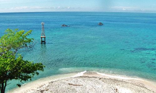 Pulau Baling Manado Utiket Taman Laut Tumbak Kab Minahasa Tenggara