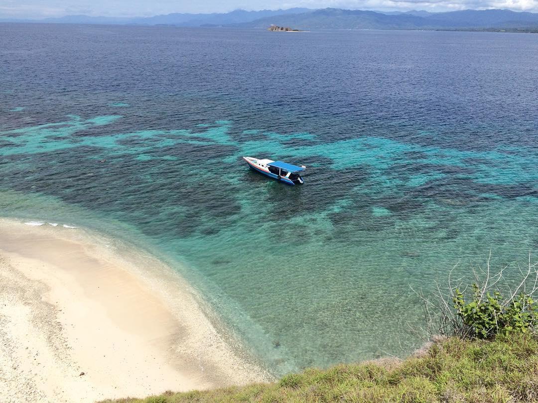 Pulau Baling Pesona Keindahan Surga Kecil Sulawesi Utara Taman Laut