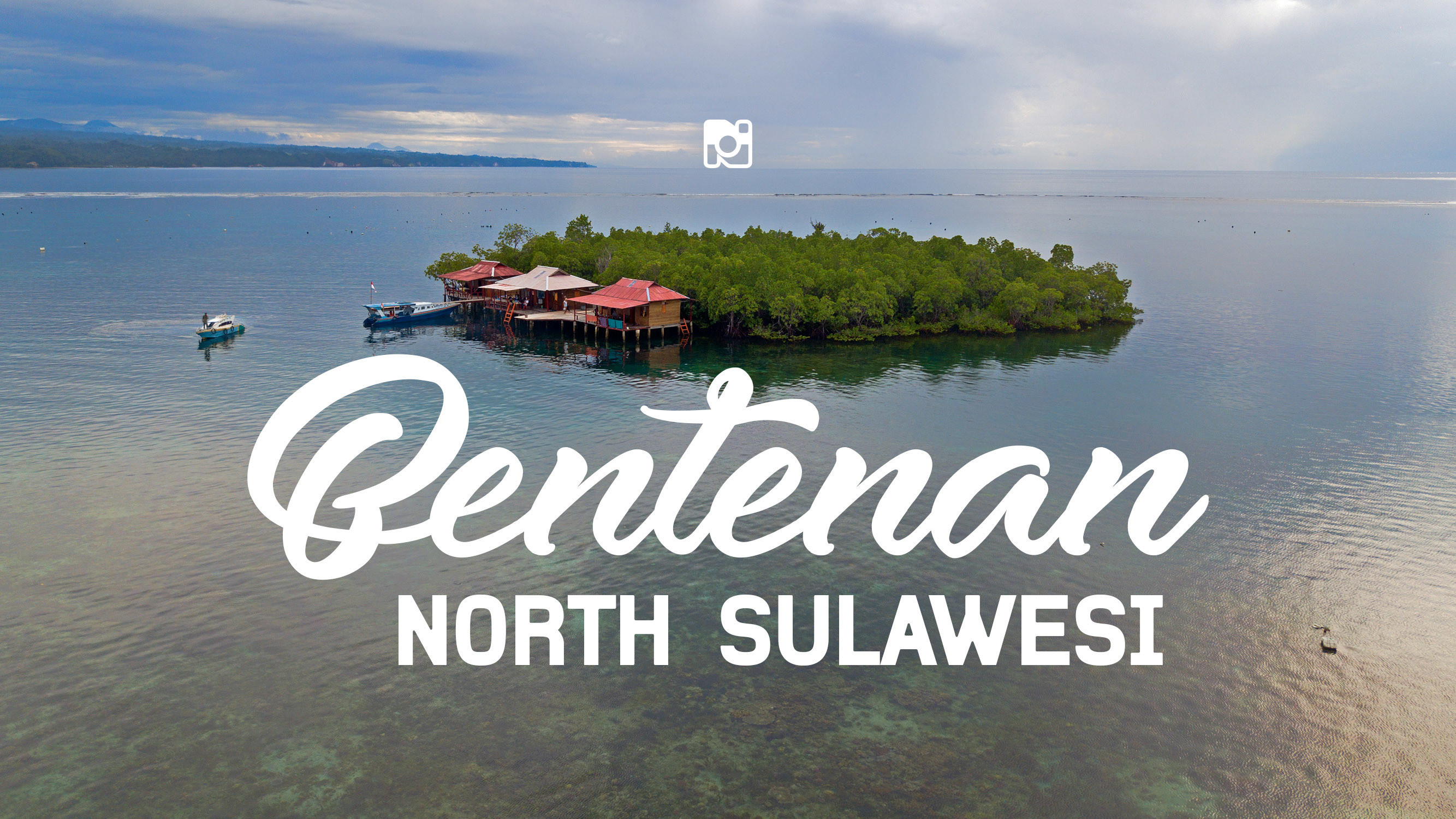 Pulau Bentenan Surganya Pencinta Terumbu Karang Terletak Setelah 3 Jam