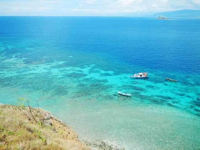 Pulau Punten Tumbak Madani Memukau Desa Taman Laut Mulai Mendunia