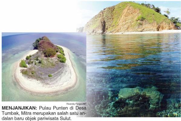 Saingi Bunaken Inilah Ikon Wisata Bawah Laut Sulut Disandingkan Panorama