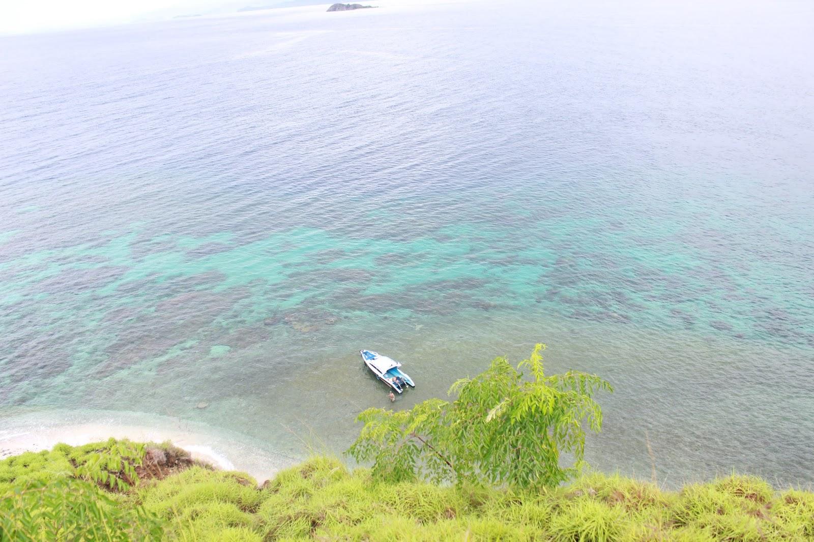Sensasi Nginap Semalam Cottage Tengah Laut P Tumbak Baling2 Assalamu