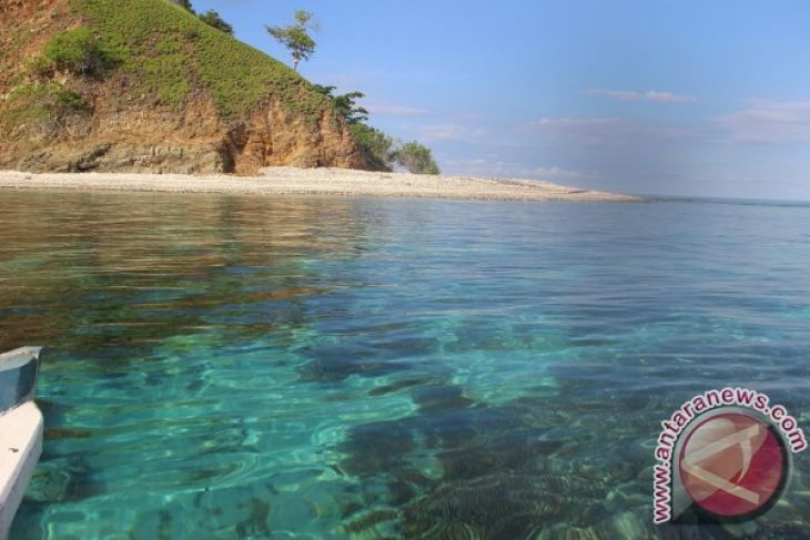 Taman Laut Tumbak Minahasa Tenggara Mendunia Antara News Kab