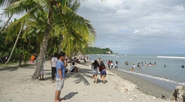 Tenggara Promosi Wisata Belanda Minahasa Taman Laut Tumbak Kab