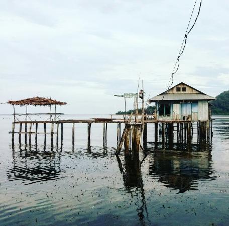 Wisata Bahari Tumbak Madani Desa Bisnis Manado Kabupaten Minahasa Tenggara