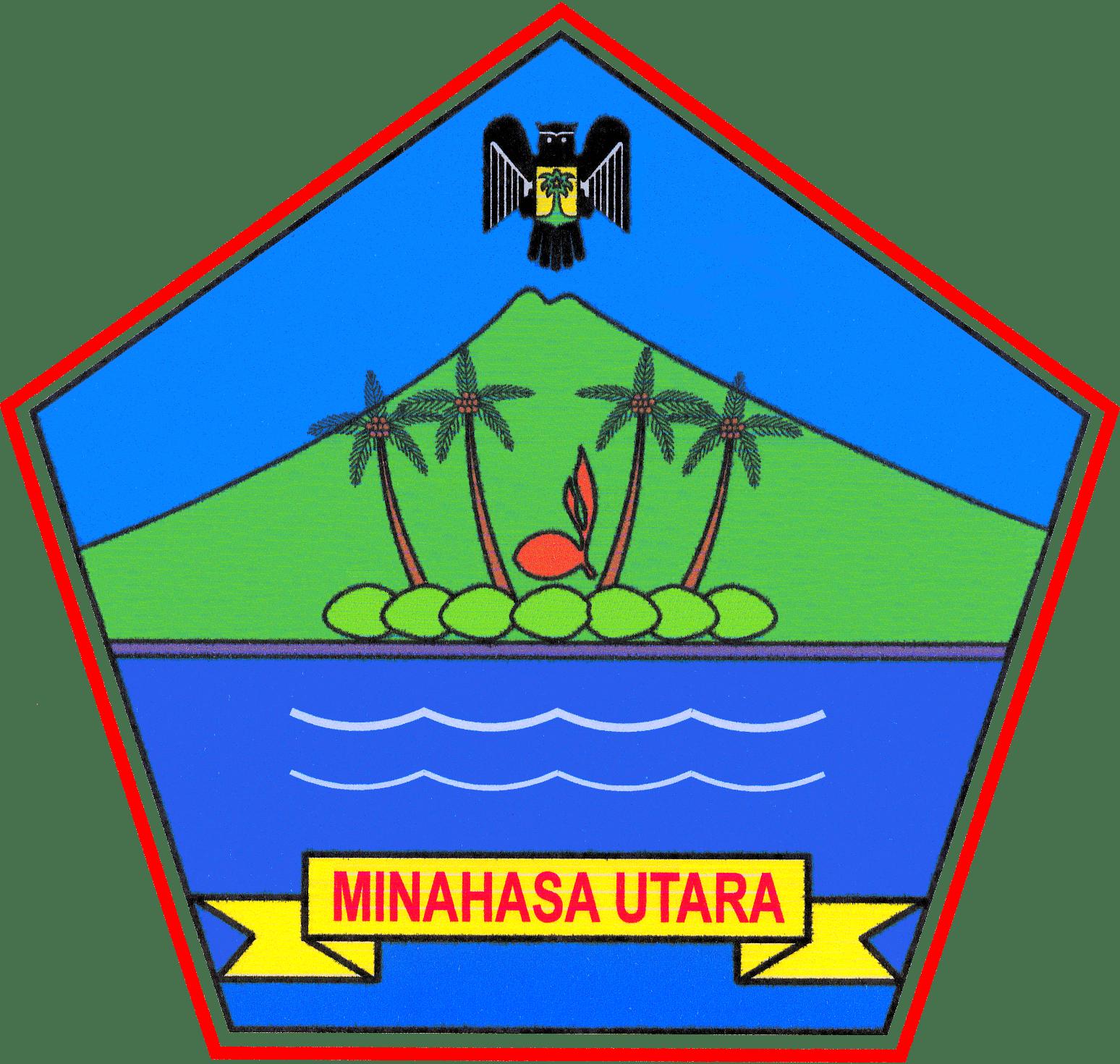 Bpk Ri Perwakilan Provinsi Sulawesi Utara Pemerintah Kabupaten Logo Minahasa