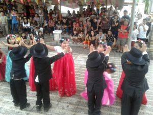 Dispar Minut Apresiasi Pergelaran Seni Budaya Sawangan Ketua Umum Lsm