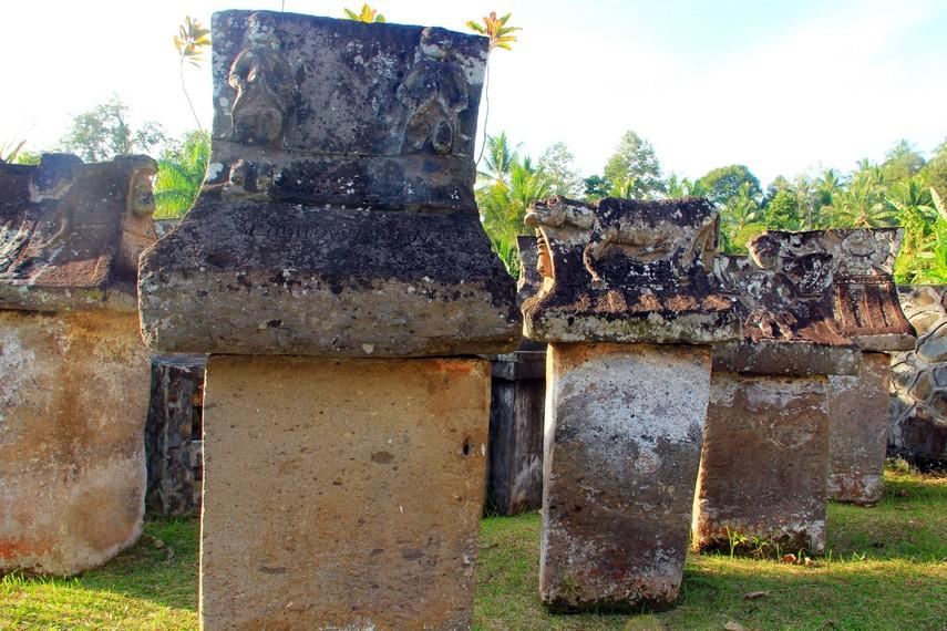 Indonesiakaya Eksplorasi Budaya Zamrud Khatulistiwa Waruga Terdiri Dua Bagian Badan