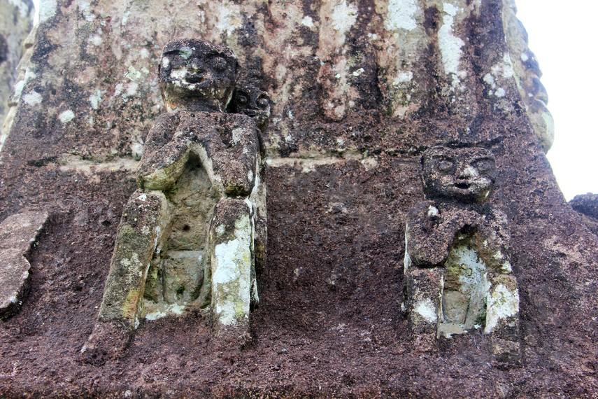 Melihat Situs Waruga Minahasa Utara Indonesiakaya Kemunculan Pertama Daerah Bukit