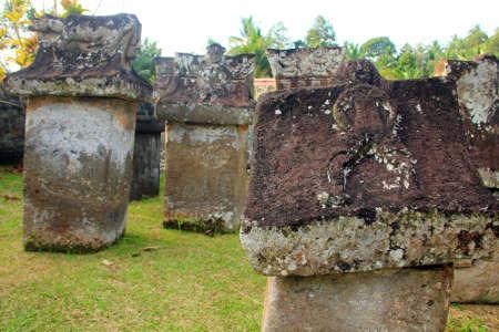 Melihat Situs Waruga Minahasa Utara Sawangan Kab