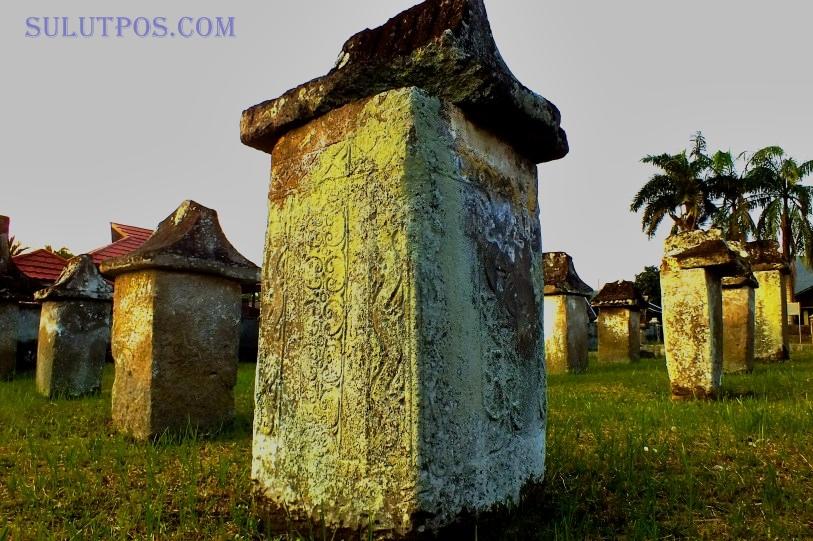 Misteri Waruga Makam Kuno Minahasa Bagian Sulutpos 2 Situs Sawangan
