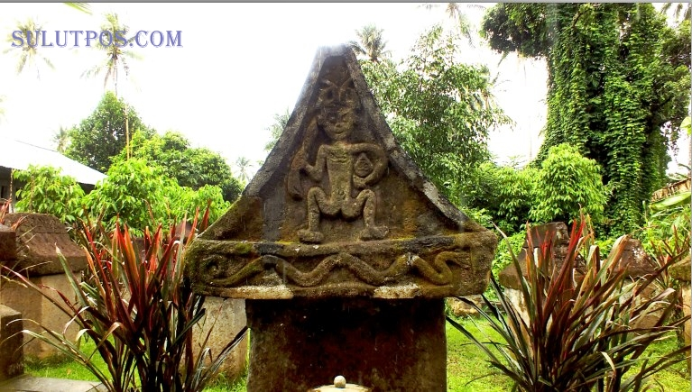 Misteri Waruga Makam Kuno Minahasa Bagian Sulutpos Kampung Tua Lotta
