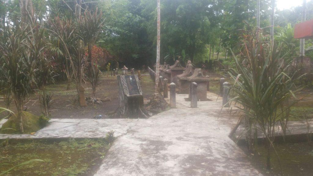 Situs Waruga Kokoleh Minahasa Utara Tersentuh Vifapost Desa Tangan Dinas