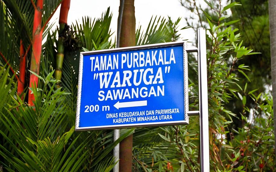 Waruga Indonesiakaya Eksplorasi Budaya Zamrud Khatulistiwa Sulawesi Utara Pahatan Atap