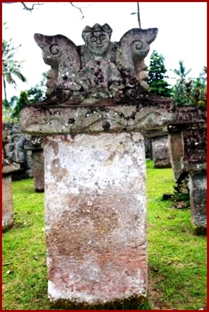 Waruga Sawangan Kuburan Zaman Megalitik Destinasi Sulut Terletak Desa Kecamatan