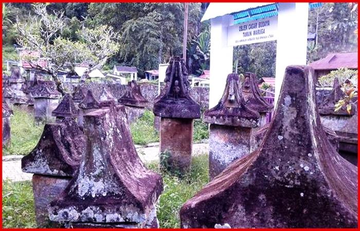 Waruga Sawangan Kuburan Zaman Megalitik Nraymondf 1 Indonesiana Situs Kab